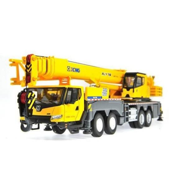 Picture of XCMG XCT75  truck crane  4 axle