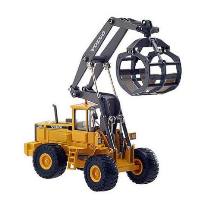 Picture of Volvo L180C high lift log grapple