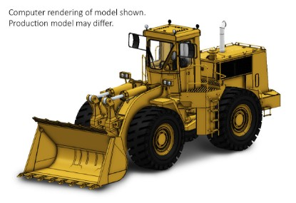 Picture of Cat 988B wheel loader