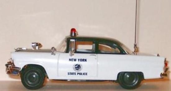 Picture of 1956 Ford Tudor Sedan N.Y. State Police car