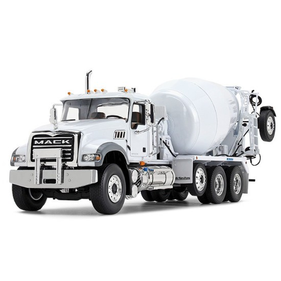 Picture of Mack Granite with McNeilus Bridgemaster Mixer - white