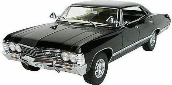 Picture of 1967 Impala SS - SUPERNATURAL