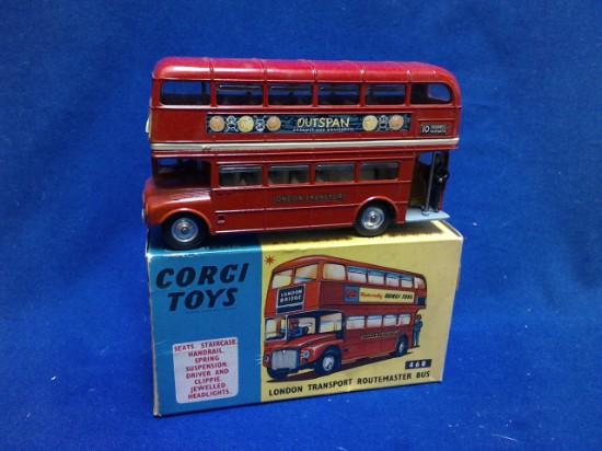 Picture of London Double Decker Bus