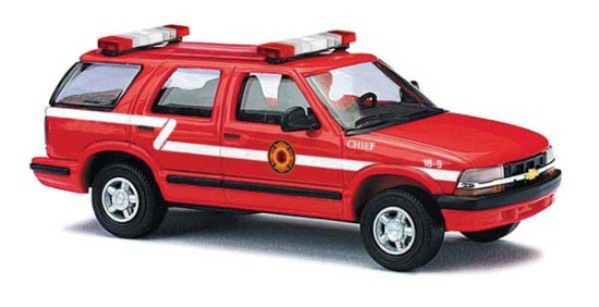 Picture of 1998 Chevrolet Blazer Fire Chief