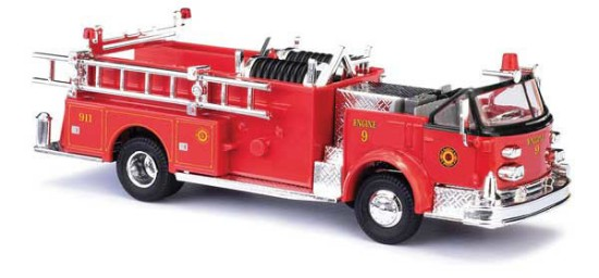 Picture of 1968 LaFrance Pumper Open Top