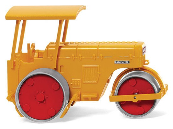 Picture of Ruthmeyer Road Roller  Bolling