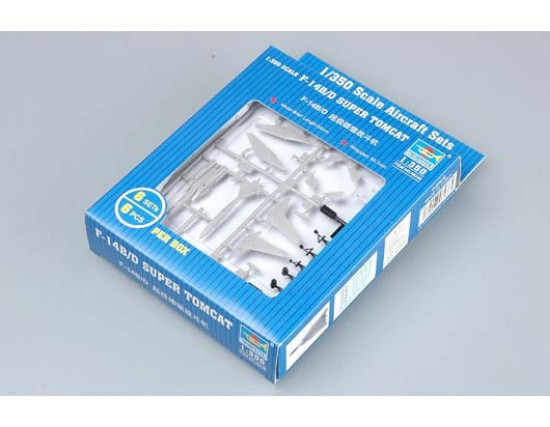 Picture of F-14D Super  Tomcat Aircraft Set (6/Box)