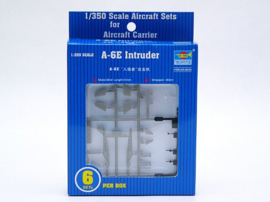 Picture of A-6E Intruder Aircraft Set (6/Box)