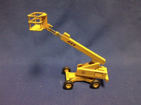 Picture of JLG manlift  yellow version