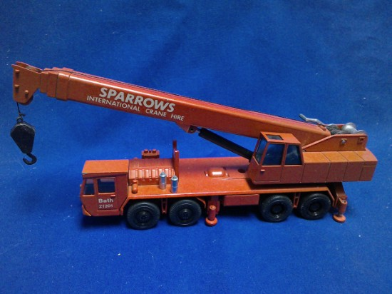 Picture of Demag HC170 truck crane - SPARROWS