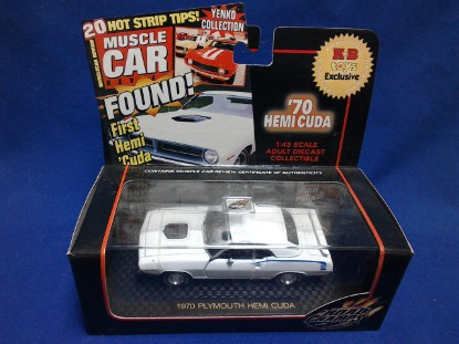 Picture of 1970 Plymouth Hemi 'Cuda - white