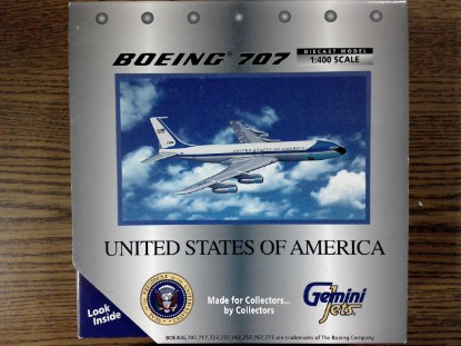 Picture of Boeing 707 United States Of America