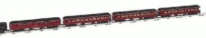 Picture of NORFOLK & WESTERN HEAVYWEIGHT PASSENGER CAR 4-PACK
