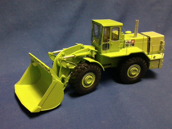 Picture of Terex 72-71 wheel loader