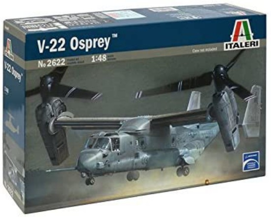 Picture of Osprey V-22 tilt wing