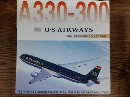 Picture of A330-300  US Airways