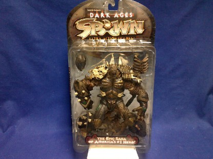 Picture of Spawn Dark Ages The Black Knight -Series 11 (1998)