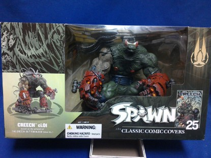 Picture of Spawn-The Creech Deluxe Boxed Set -Series 25 (Creech ci.01)
