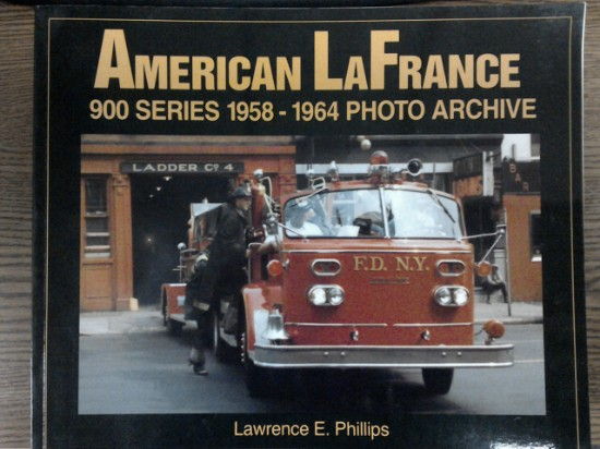 Picture of American LaFrance 900 Series Fire Trucks -1958-1964 photo archive