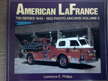Picture of American LaFrance 700 Series Fire Trucks - Volume 2