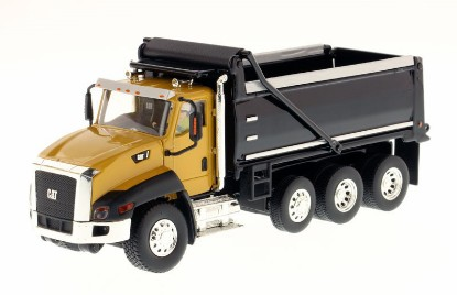 Picture of Caterpillar CT660 Dump Truck  yellow