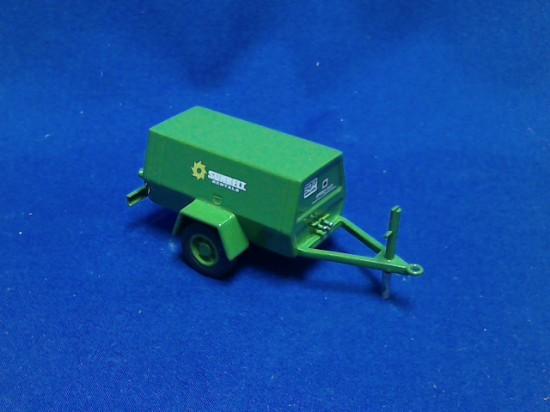 Picture of Ingersoll-Rand 185 compressor - SUNBELT RENTALS