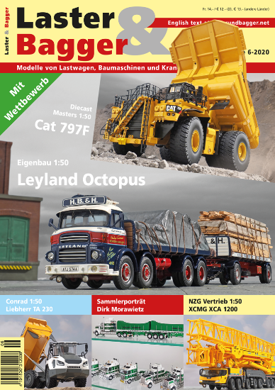 Picture of Laster & Bagger 6-2020 German- English download