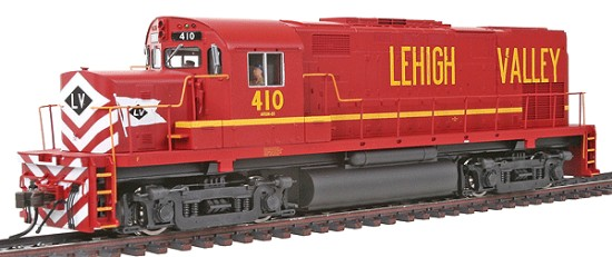 Picture of Alco C420 Phase I - Standard DC -  Lehigh Valley #410