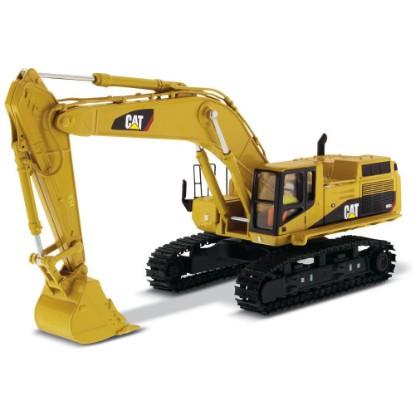 Picture of Caterpillar 365BL Series II track excavator