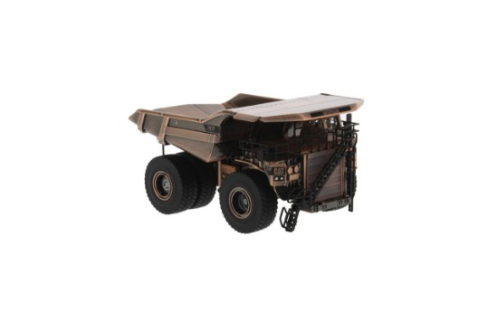 Picture of Caterpillar 797F mining dump - copper finish