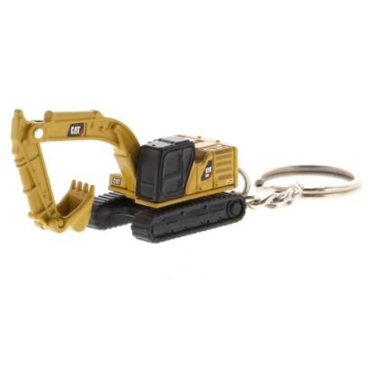 Picture of Caterpillar 320 track excavator - keychain