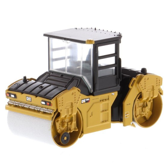 Picture of Caterpillar CB-13 Tandem Vibratory Roller with cab