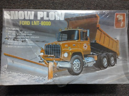 Picture of Ford LNT-8000 Snow Plow