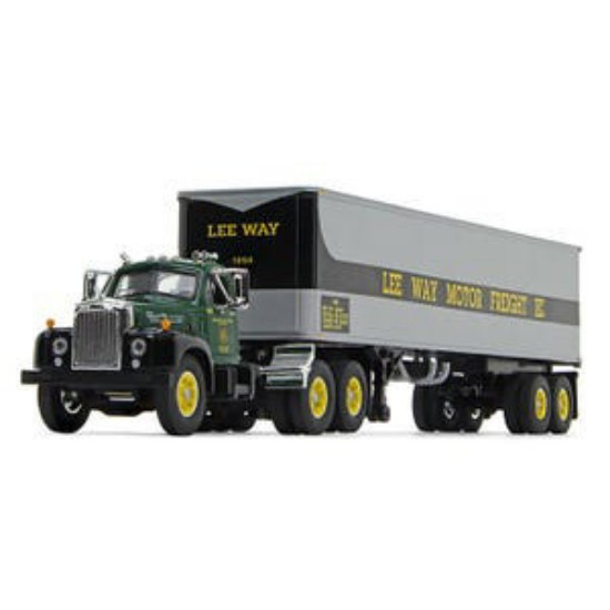 Picture of Mack 1960 B-61 Tracotr & 40' Trailer- LEE WAY MOTOR FREIGHT