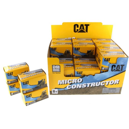 Picture of Caterpillar micro constructor series(closed boxes)36