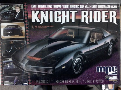 Picture of Knight Rider K.I.T.T.