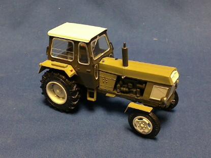Picture of ZT 300 farm tractor E.German