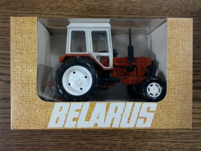 Picture of Belarus farm tractor