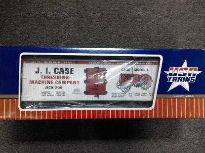 Picture of JI Case Threshing Machine Co.  refrigerator car