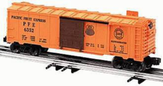 Picture of Pacific Fruit Express Ice Car