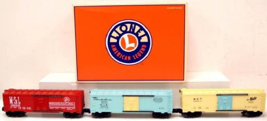 Picture of Boxcar set  6464