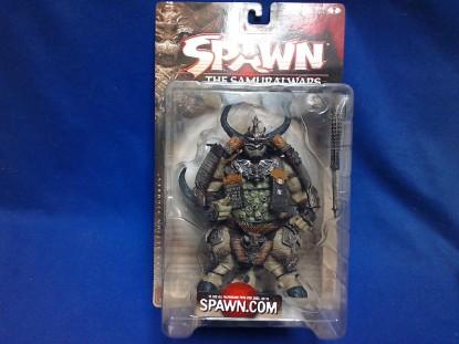 Picture of SPAWN Dark Ages-The Samurai Wars - DOJO