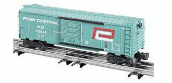 Picture of PENN CENTRAL 6565 BOXCAR