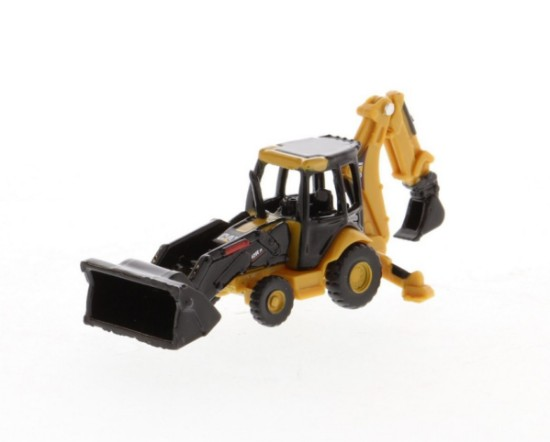 Picture of Caterpillar 420E tractor loader backhoe