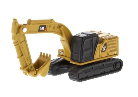 Picture of Caterpillar 320 track excavator