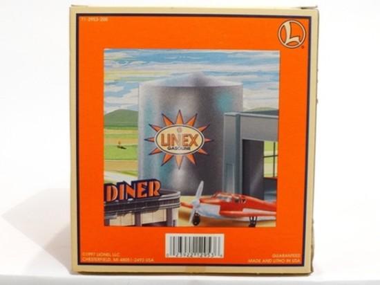 Picture of Linex Gasoline storage tank