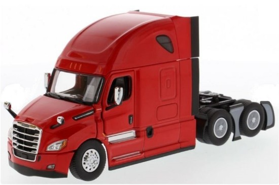 Picture of Freightliner New Cascadia tandem tractor - red