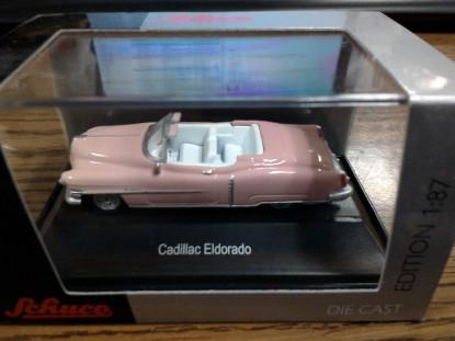 Picture of 1953 Cadillac  Eldorado-pink  convertible