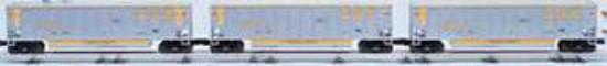 Picture of CSX rotary bathtub Gondola 3 pack