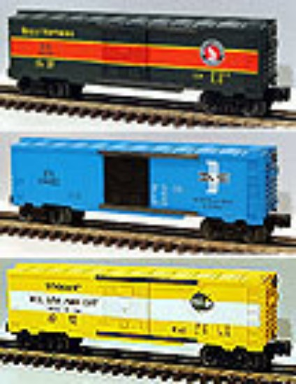 Picture of Boxcar set  6464 - Series 7